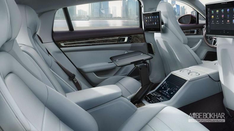 رونمایی پورشه از ۵ مدل جدید در نمایشگاه خودروی شانگهای