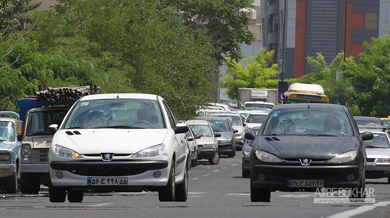 خودروهای ایرانی، معادل خودروهای ۱۹۸۰ میلادی