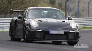 هیجانانگیزترین پورشه 911 GT2 با ۷۰۰ اسب بخار امسال معرفی میشود