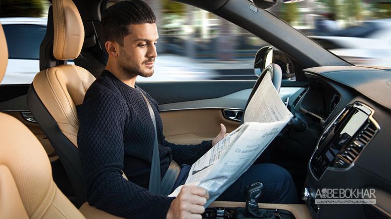 خودروهای خودران میتوانند در سال ۲۰۱۸ وارد خیابانهای نیویورک شوند