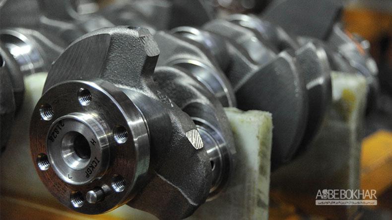 تولید قطعات خودرو ۲۰ تا ۲۵ درصد رشد کرد
