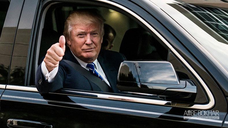 تهدید دوباره ترامپ علیه خودروسازان آلمانی