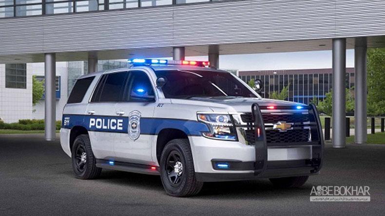 سریعترین ماشین پلیسهای آمریکا در سال 2017