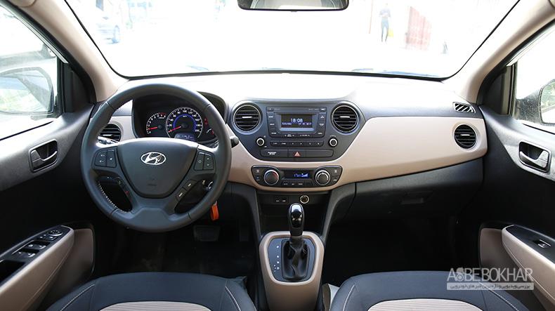 اولین تجربه رانندگی با هیوندای i10