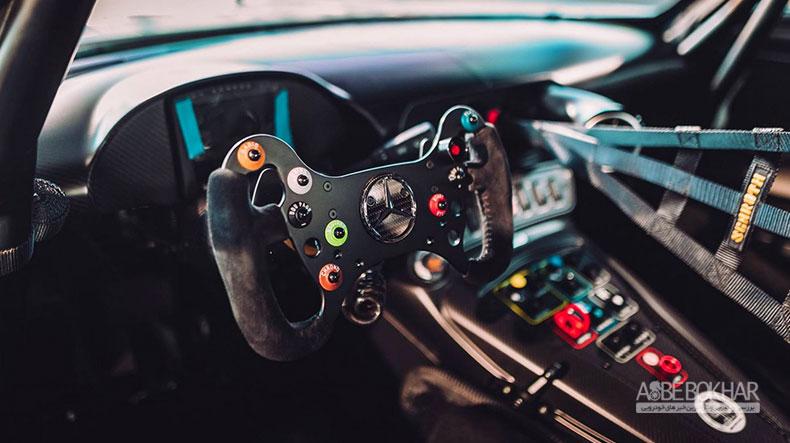 رونمایی مرسدس از نسخه مخصوص GT3