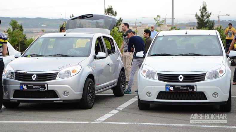 همایش های خودرویی، جای برای نشان دادن علاقه به خودرو