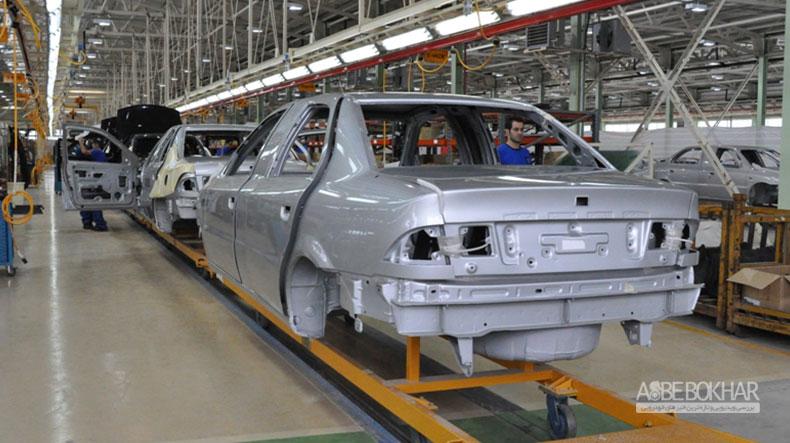 صنعت در رکود نیست/ رشد ۱۴درصدی تولید خودرو