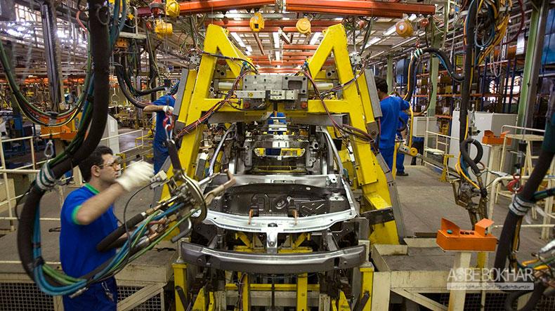 سهم خودرو از تفکیک وزارت صنعت و بازرگانی