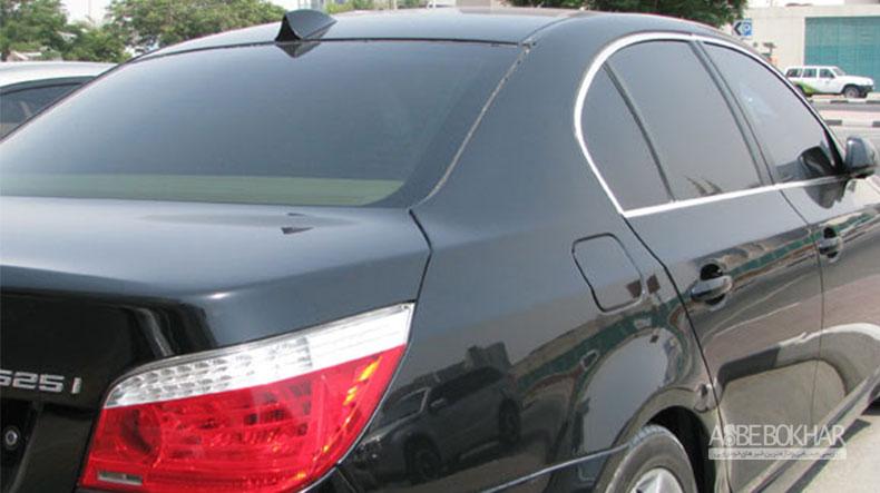 شرایط استفاده از شیشههای دودی در خودروها
