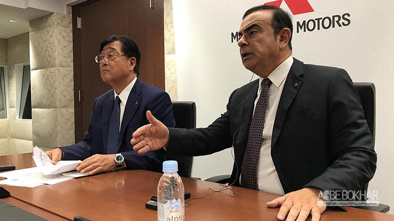 میتسوبیشی برای رشد و توسعه به منابع رنو – نیسان چشم دوخته است