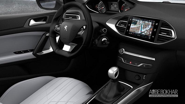 پژو 308 نسخهی 2018 معرفی شد