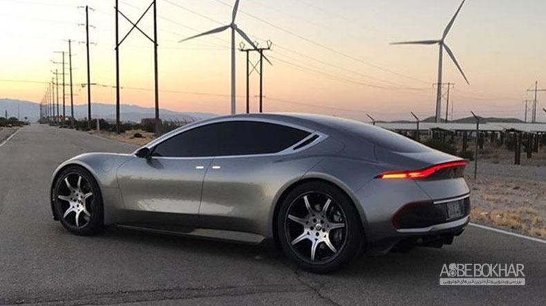 آیا فیسکر ایموشن ، جذابترین خودروی الکتریکی دنیا خواهد بود؟