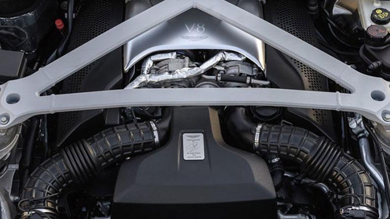 استون مارتین DB11 با پیشرانه AMG مرسدس بنز