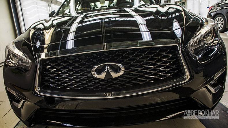 اینفینیتی Q50 مدل 2018 این بار در ژاپن تولید خواهد شد!