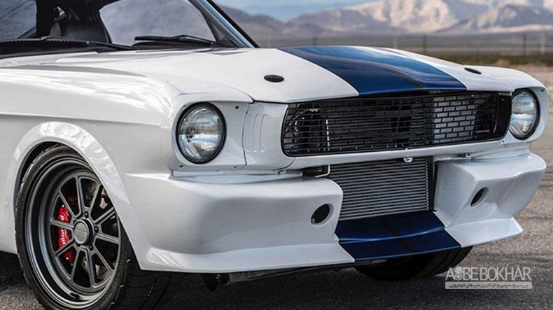 تیونینگ موفق فورد موستانگ شلبی مدل 1965