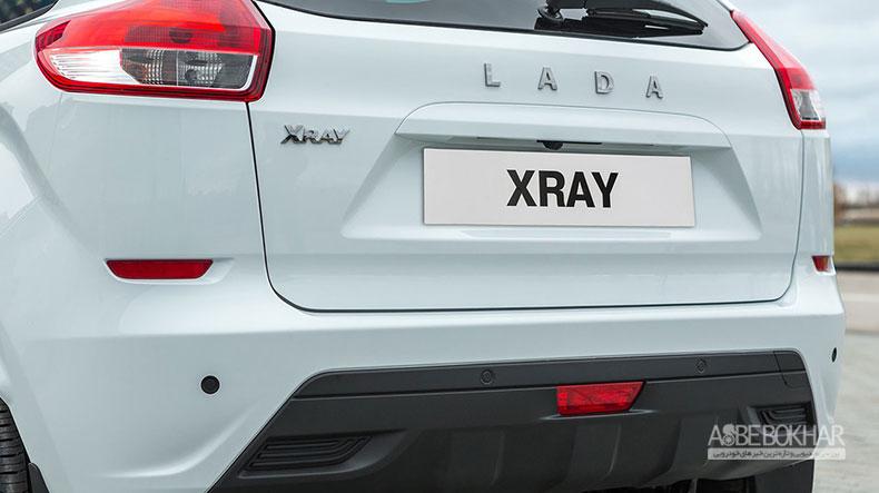 محصول جدید لادا با نام XRAY معرفی شد