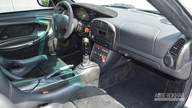 فروش پورشه 911GT2 ، با پیشرانهی ۱۱۷۰ اسب بخار