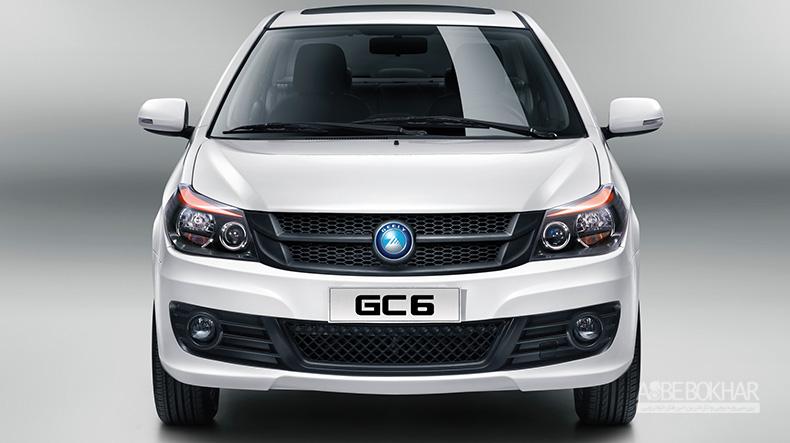 خودروسازان بم فروش جیلی GC6 را از شنبه آغاز میکند