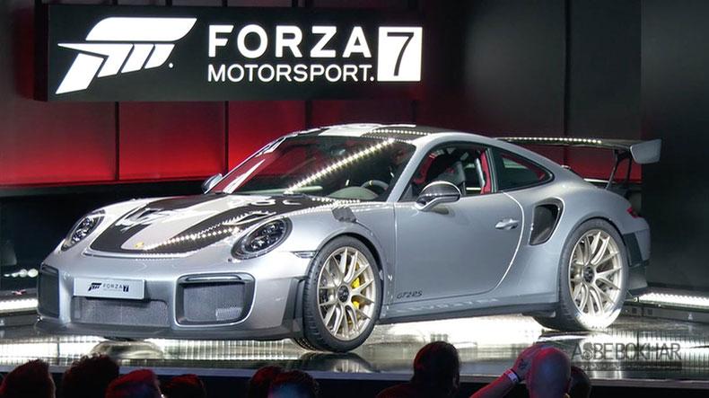 تمامی ۱۰۰۰ دستگاه پورشه 911 GT2 RS، پیشفروش شد