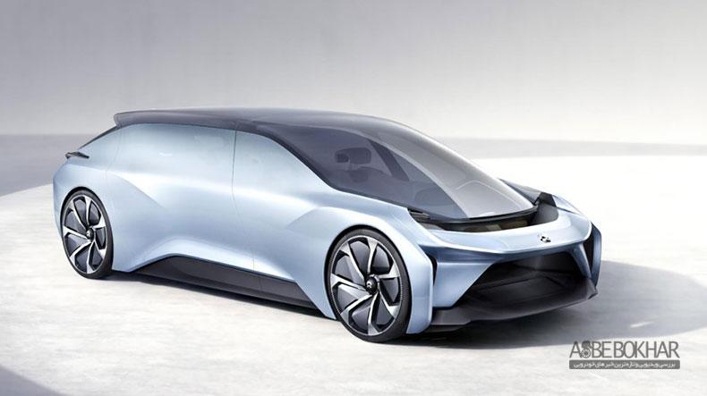 برنامهریزی نیو برای عرضه خودرو خودران تا سال ۲۰۲۰