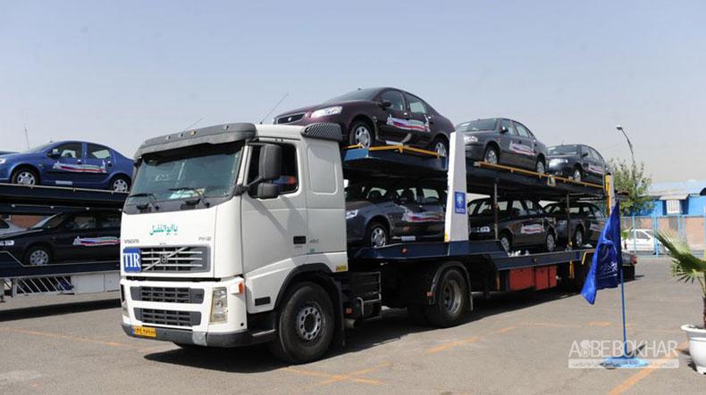 دلایل افت صادرات خودروی ایران