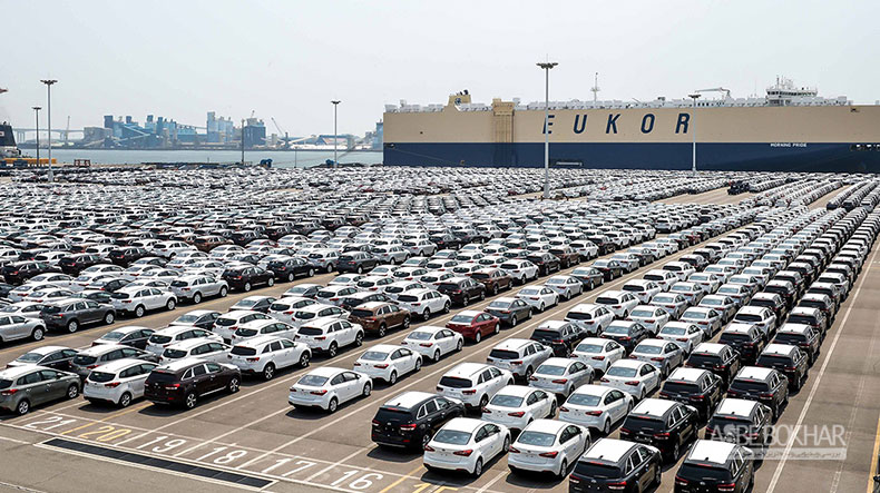 واردات خودرو اوج گرفت/ ورود ۲۵هزار خودرو به کشور