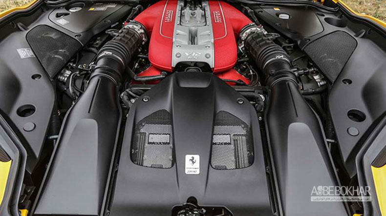 بررسی فنی 812 سوپر فست ، قدرتمندترین محصول فعلی فراری