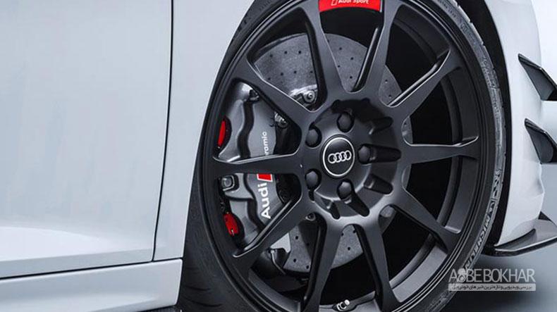آئودی اسپرت ، بسته ارتقاء جدیدی برای مدلهای TT و R8 معرفی کرد