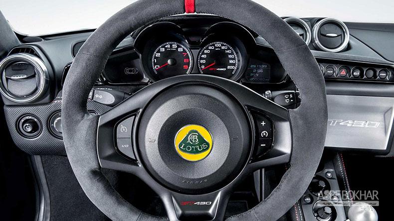 اِوورا GT430 قدرتمندترین لوتوس تاریخ معرفی شد
