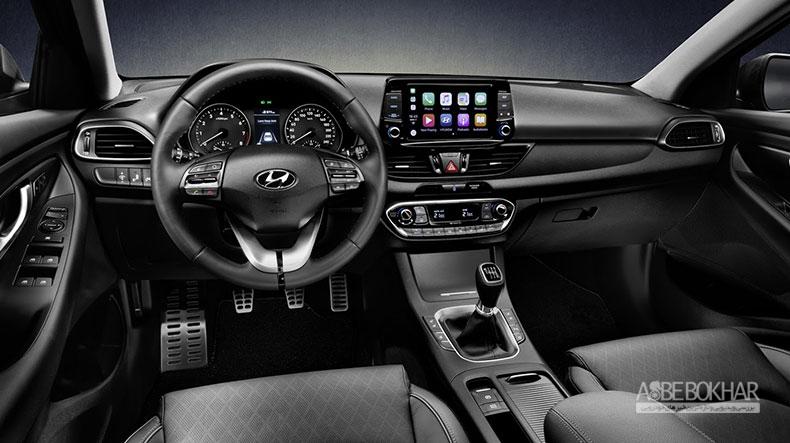 هیوندای i30 فست بک معرفی شد
