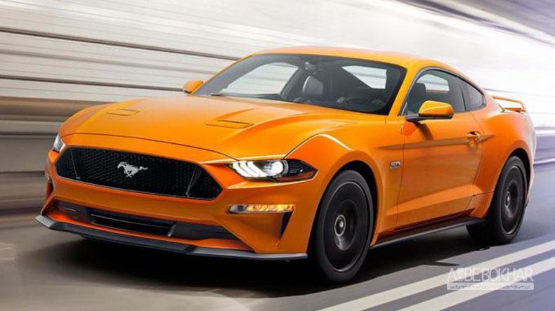 ford موستانگ GT جدید با شتاب زیر ۴ ثانیه به بازار میآید