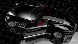 گادسیل منتهن؛ سوپر کوپه ای 16 سیلندر با هدف رقابت با بوگاتی و رولزرویس