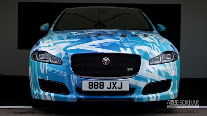 جگوار نسخهی جدید مدل XJR را معرفی کرد