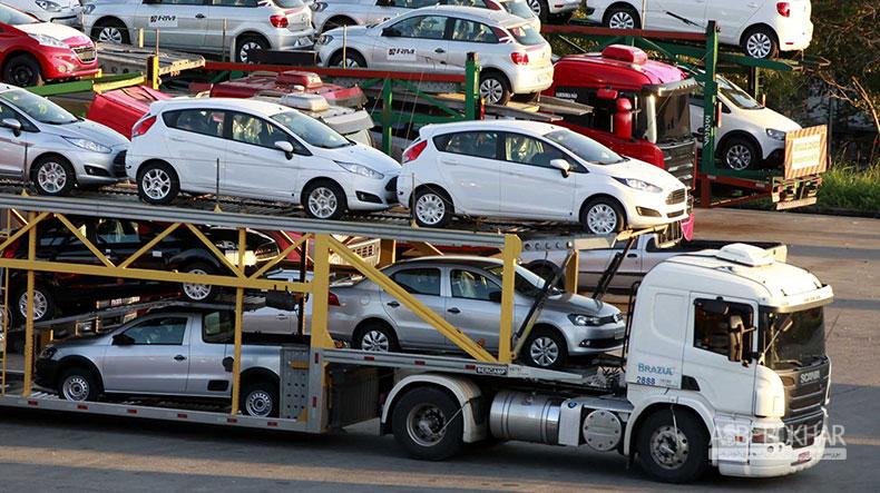 رشد بیپیشینه واردات خودرو به کشور؟