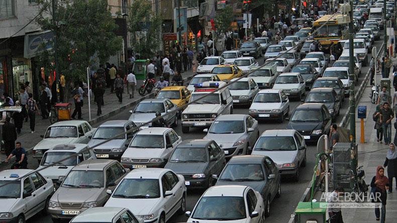 مردودی ۵۸ درصدی خودروهای پایتخت