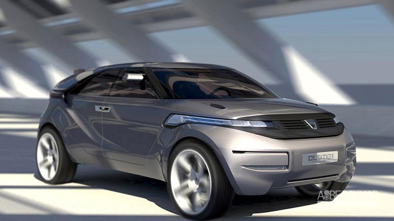 renault ارزان ترین خودروی برقی جهان را می سازد