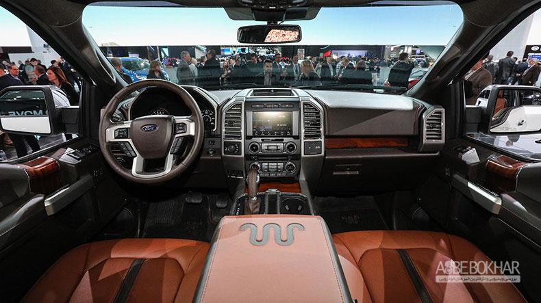 با گران قیمت ترین مدل فورد F-150 آشنا شوید