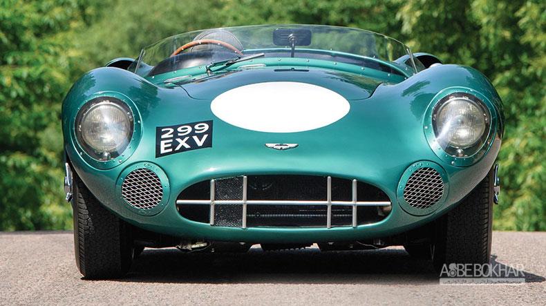 DBR1؛ گرانترین خودروی بریتانیایی تاریخ