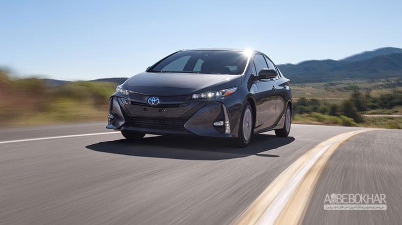 پرفروش ترین خودروهای هیبریدی در نیمه اول سال 2017