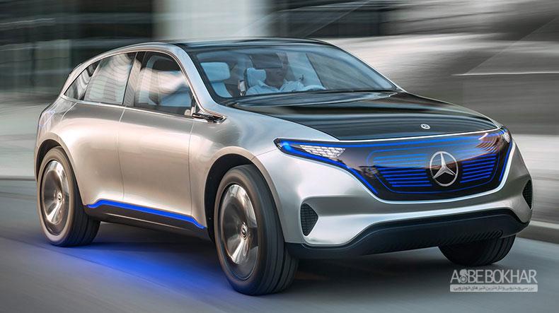 خودروهای برقی، مسیر AMG را تغییر خواهند داد