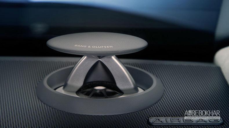 سیستم صوتی جدید در آئودی A8
