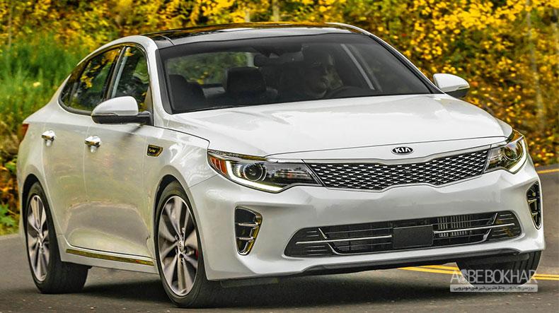 محبوب ترین خودروهای آمریکا در سال 2017