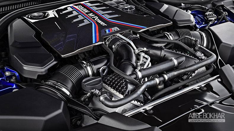 بی ام و M5 مدل 2018، معرفی شد