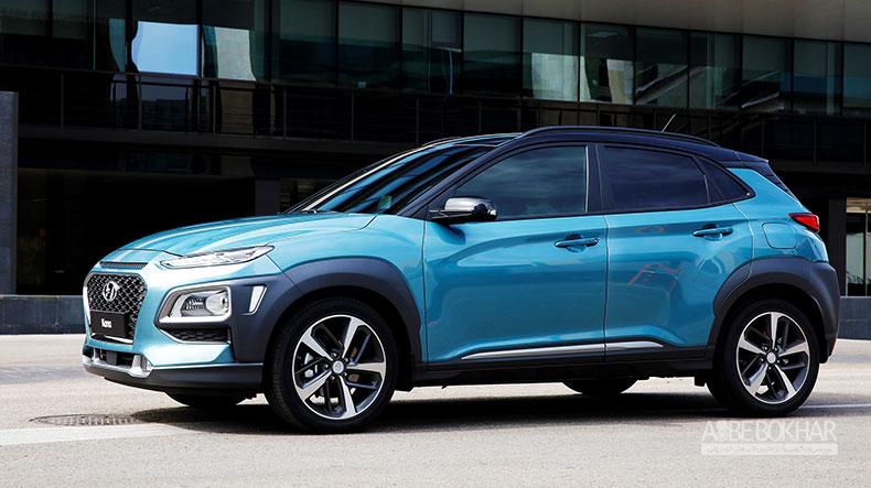 رونمایی از مدلهای جدید خودروهای برقی هیوندای
