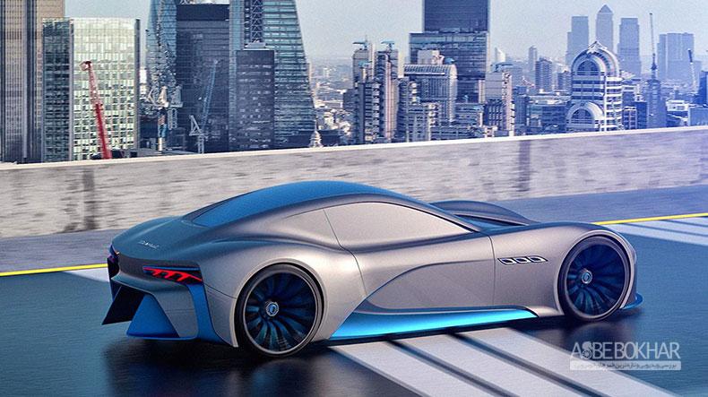 پرطرفدارترین خودرو های مفهومی طراحیشده در سال ۲۰۱۷