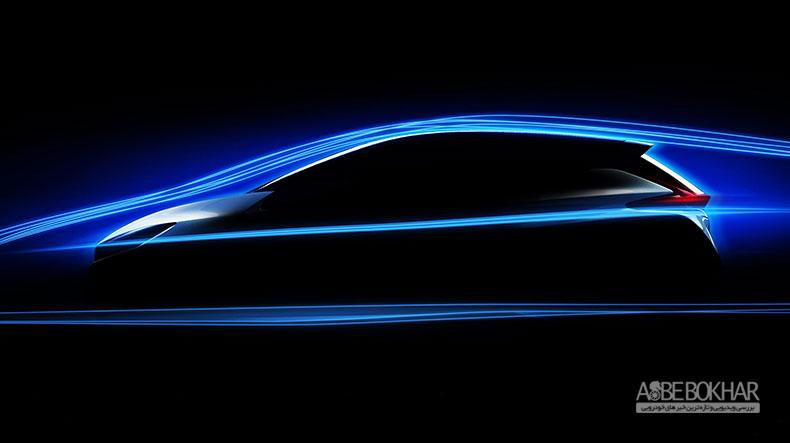 اولین تصاویر از نسخه نهایی نیسان لیف 2018؛ خودرویی بدون پدال ترمز