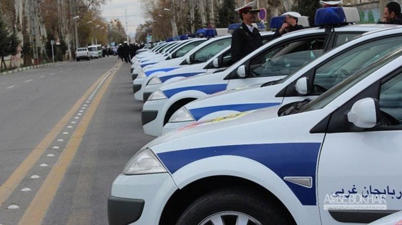 پلیس در تعقیب خاطیان بی اطلاع