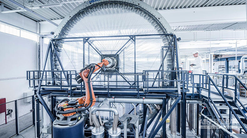 چرخهای فیبر کربنی و گرانقیمت پورشه، چگونه ساخته میشوند