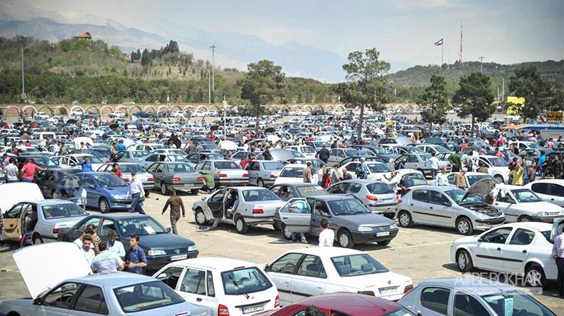 شیوه جدید کلاهبرداری در جمعه بازار خودرو عبدل آباد
