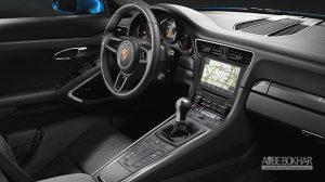 مقایسهی فنی آئودی R8 V10 RWS و پورشه 911GT3 تورینگ